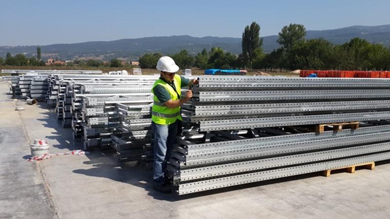 TSE EN Çelik Yapı standartları listesi